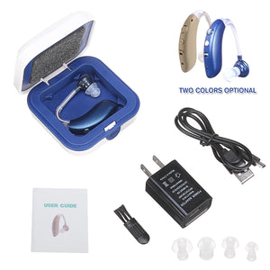 Rechargeable Digital Hearing Aid