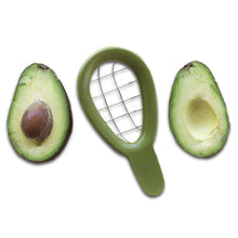 Load image into Gallery viewer, Avocado Slicer Cuber Tool
