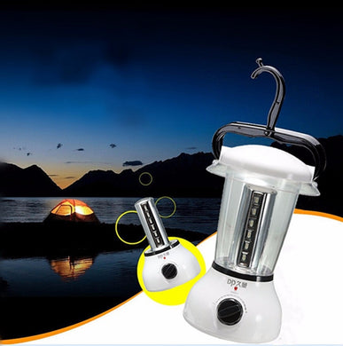 Rechargeable Camping Travel Lantern Torch Dimmable Light