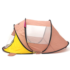 Brown Bear Kids Pop up Tent