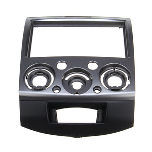 Double 2 Din Car Stereo Fascia Panel Adaptor
