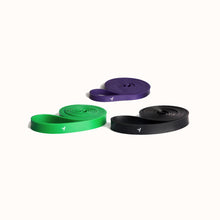 Load image into Gallery viewer,  Fitness Stretch Band Rubber High Elastic Resistance Bands