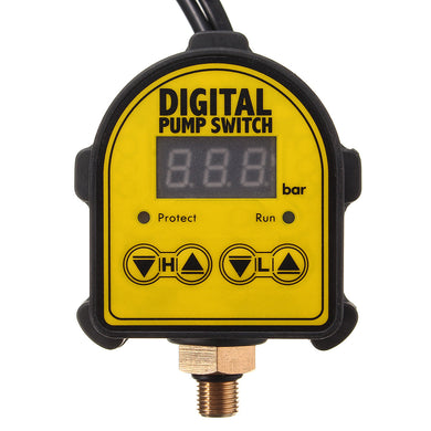 Automatic Digital Pressure Controller ON OFF Switch