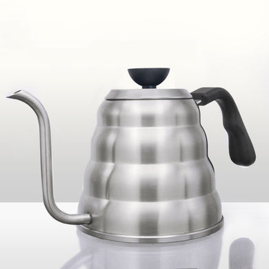 304 Stainless Steel Narrow Spout Coffee Pot