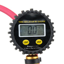 Load image into Gallery viewer, 200Psi Digital LCD Air Tire Tyre Inflator