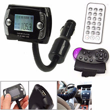 Load image into Gallery viewer, Wireless bluetooth FM Transmitter MP3 Player