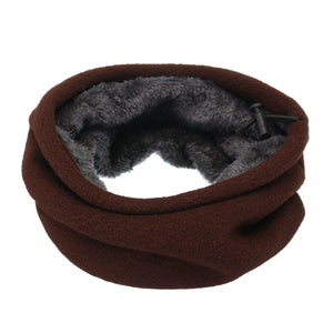 Warm Fleece Snood Neck