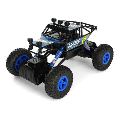 4WD RC Rally Car 4x4 Driving Double Motor Rock Crawler