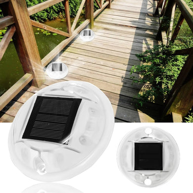Solar Powered 10 LED Light Waterproof Outdoor Lamp