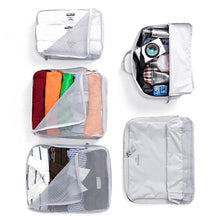 Load image into Gallery viewer, 5 Piece Waterproof Luggage Storage Bag