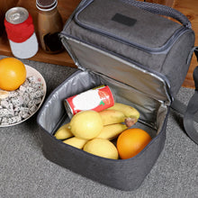 Load image into Gallery viewer, 7L Insulated Lunch Food Storage Bag