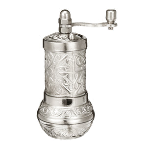 Turkish Mini Metal Hand Coffee Grinder