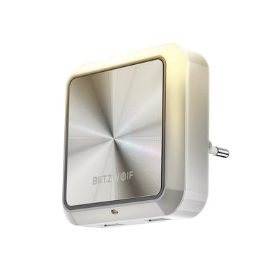 Plug-in Smart Light Sensor LED Night Light
