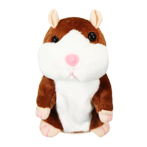 Speaking Hamster Plush Toy