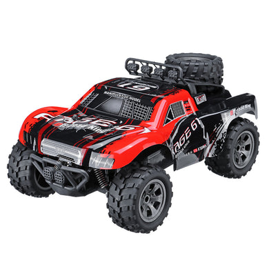 Rc Car Electric Monster Truck Off-Road Vehicle RTR Toy