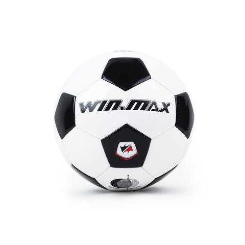 3.5MM PVC Machine Stitched Official Size 4 Soccer Ball - Zalaxy