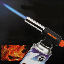 Load image into Gallery viewer, Auto Ignition Flamethrower Gas Torch