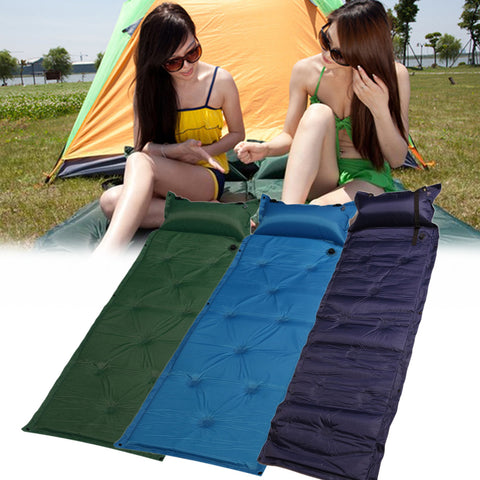 Inflatable Air Mattress Camping Sleeping Mat