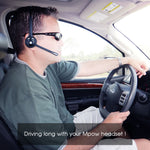 Mpow Bluetooth Headset for Car Driver - Zalaxy