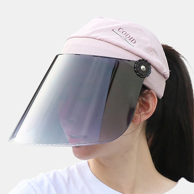 Sun Hat Anti-UV Visor Anti-fog
