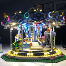 Load image into Gallery viewer, LED Carousel Light Brick Kit