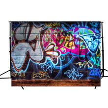 Load image into Gallery viewer, 7x5ft Vinyl Graffiti Art Wall Photography Studio Prop Photo Background Backdrop