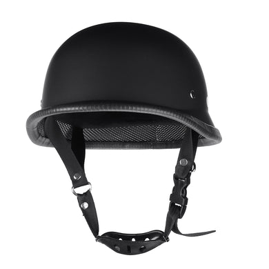 Motorcycle German Style Half Face Helmet