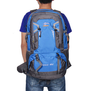 60L Climbing Shoulder Backpack
