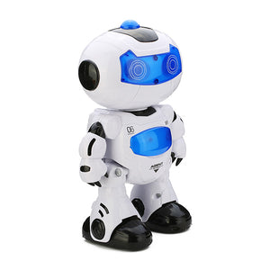 Electric Intelligent Dancing Robot