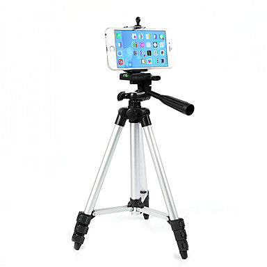 4 sections Cellphone Tripod