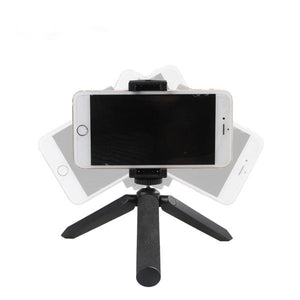 2 in 1 Portable Mini Rotated Desktop Holder