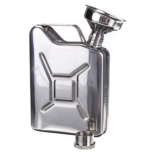 Stainless Steel Mini Hip Flask