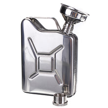 Load image into Gallery viewer, Stainless Steel Mini Hip Flask