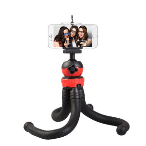 Flexible Octopus Bracket Stand