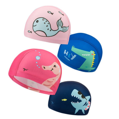 Kid's UV Protection Swimming Cap