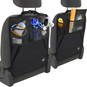 Universal Car Back Seat Kick Mat