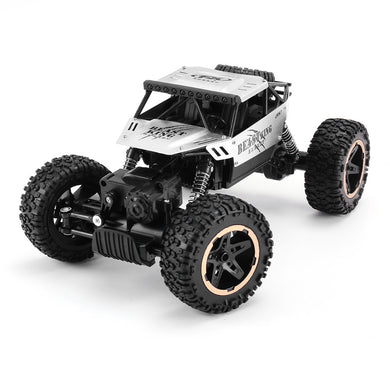 2.4G 4WD Alloy Shell Rc Car Rock Crawler Climbing Truck Off-Road