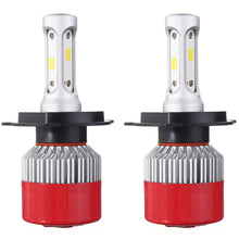 Load image into Gallery viewer, Pair COB LED Car Headlight Kit