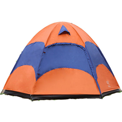 Outdoor 3-5 Persons Large Camping Tent