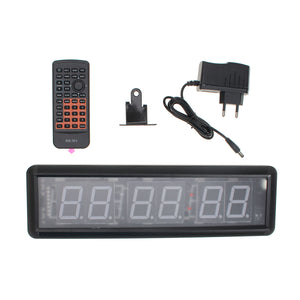 Multi-function Fitness Timer Led