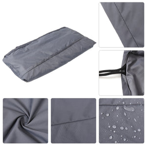 200x200x25cm Waterproof Hot Tub Spa Cover Cap Guard