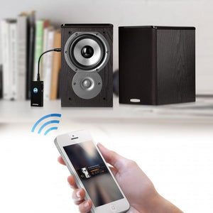 Mpow Streambot 2-In-1 Bluetooth Transmitter & Receiver - Zalaxy