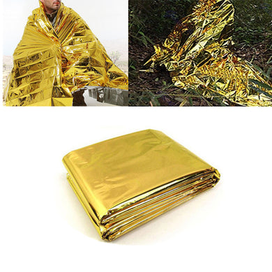 140x210CM Emergency Thermal Survival Blanket