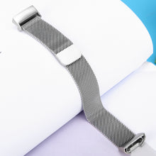 Load image into Gallery viewer, Replacement Stainless Steel Watch Band for Fitbit Charge 3