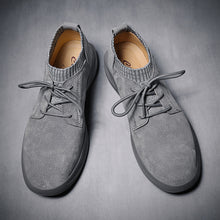 Load image into Gallery viewer, Leather Casual Shoes