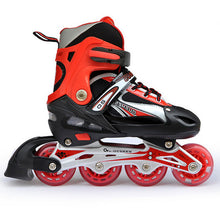 Load image into Gallery viewer, Four Flashing Wheels Skates Shoes