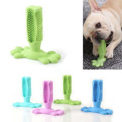 Dog Toothbrush Stick Chew Toy