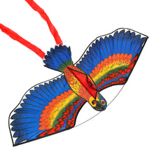 Load image into Gallery viewer, Outdoor PolyesterFlying Kite Bird with String Spool