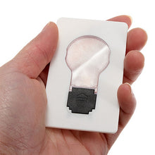 Load image into Gallery viewer, Portable LED Card Light Pocket Lamp