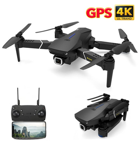 WIFI FPV Quadcopter With 4K/1080P HD